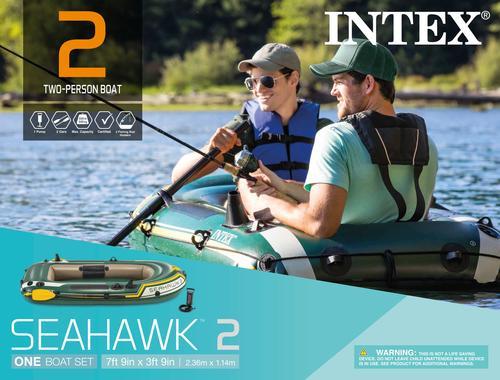 Intex® Seahawk 2 Inflatable Boat at Menards®