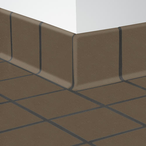 Versatile Quarry Round Top Cove Base 6 X 6 At Menards: Tile Design Ideas