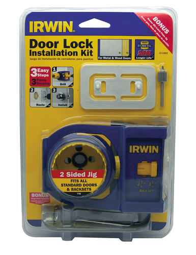 sc 1 st  Menards & Door Lock Installation Kit at Menards®