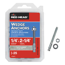 Wedge Anchors at Menards®