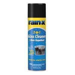 Rain-X® 2-in-1 Glass Cleaner & Rain Repellent - 18 oz.