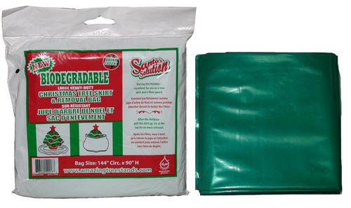 Christmas Tree Skirt/Removal Bag at Menards®