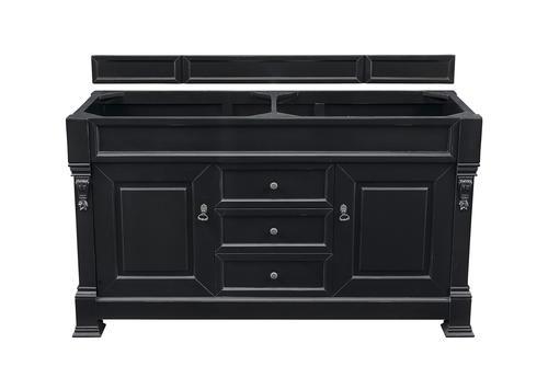 James Martin Brookfield 60 W X 22 75 D Antique Black
