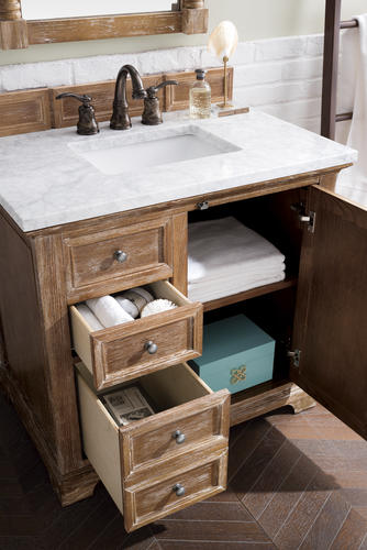 Driftwood Bathroom Vanity