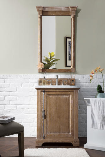 James Martin Providence 26 W X 23 5 D Driftwood Bathroom Vanity Cabinet At Menards