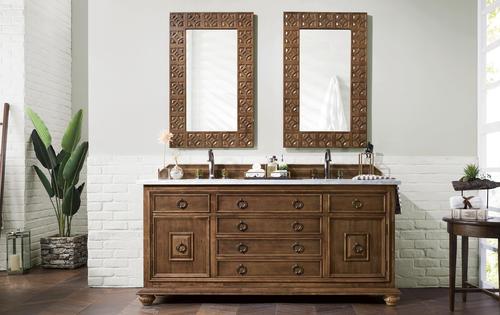 James Martin Mykonos 72 W X 23 5 D Cinnamon Bathroom Vanity Cabinet