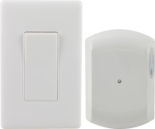 Ge Wireless Remote Wall Switch Light Control At Menards
