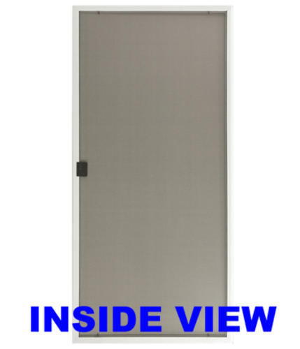 Jeld Wen W 2500 36 W X 80 H Sliding Patio Door Screen At Menards
