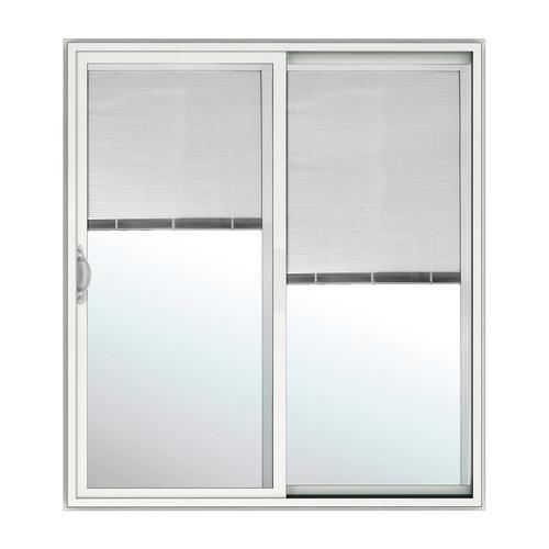 Jeld Wen Builders Series Vinyl Sliding Patio Door With