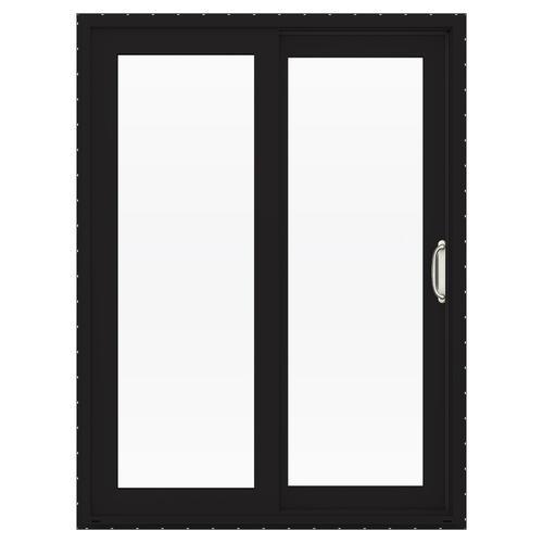 Jeld Wen Premium Series Vinyl Sliding Patio Door At Menards 174
