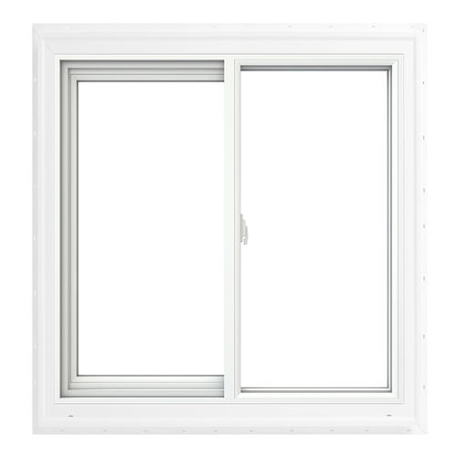 JELD-WEN® Better Series Vinyl Sliding Window with Nailing Flange at ...