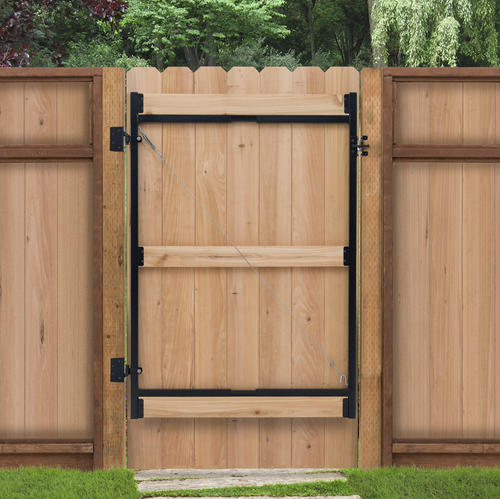 Adjust A Gate Contractor 36 Quot To 60 Quot 3 Rail Gate Kit At