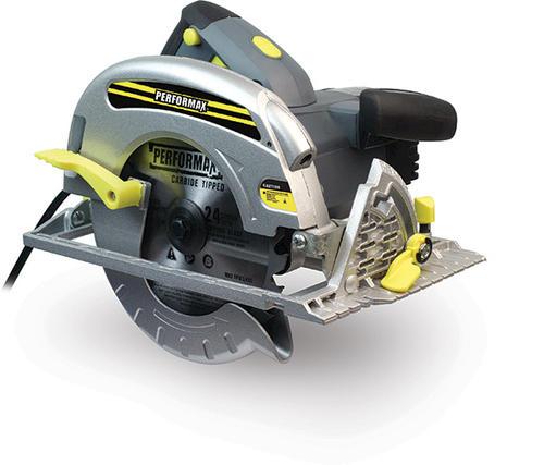 """performax® 14-amp 7-1/4"""" circular saw with laser guide at menards®"""