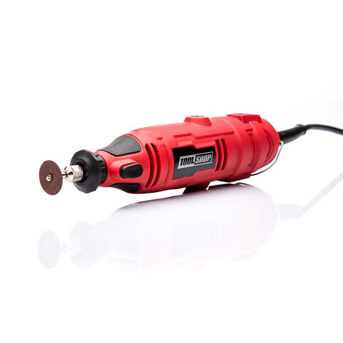 tool shop® 1.2-amp corded rotary tool with 24 piece kit at menards®
