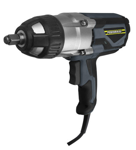 Performax Corded 1 2 Electric Impact Wrench 8 5 Amp