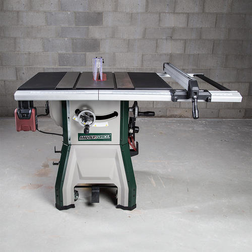 Masterforce 10 contractor table saw with mobile base at menards greentooth