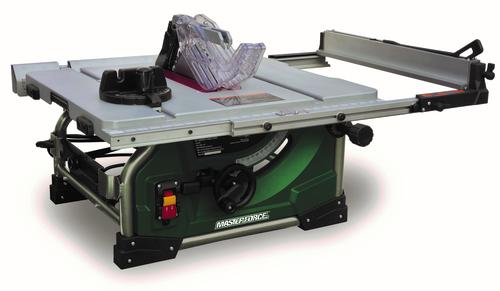 Masterforce 10 jobsite table saw at menards greentooth Choice Image