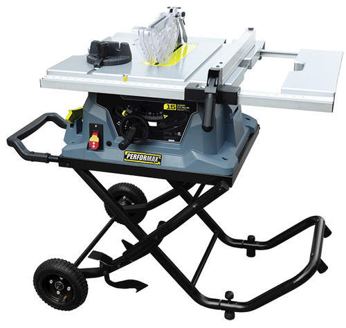 Performax 10 worksite table saw w folding stand at menards keyboard keysfo Images