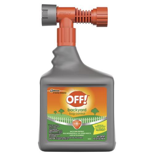 Off!® Bug Control Backyard Pretreat Insect Killer