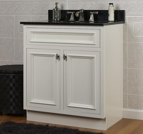 Jsi Danbury 24 W X 21 D White Bathroom Vanity Cabinet