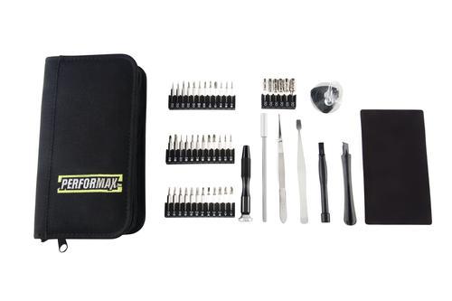 Performax 174 52 Piece Electronics Repair Kit At Menards 174