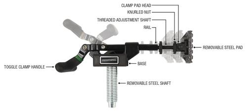 Masterforce™ In-Line Toggle Clamp Kit at Menards®