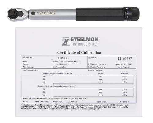 Steelman® 1/4