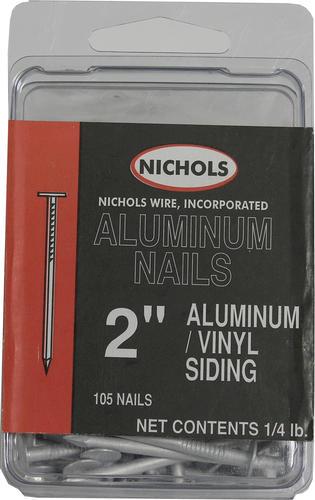 Kaiser Aluminum Fabricators 2 Aluminum Siding Nail 105 Count At Menards
