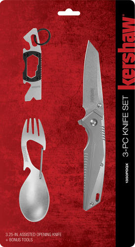 Kershaw® 3-Piece Knife Set at Menards®