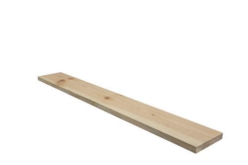 1 X 6 Rough Sawn Pine Board At Menards