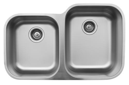 Karran Undermount 32 Stainless Steel Kitchen Sink At Menards