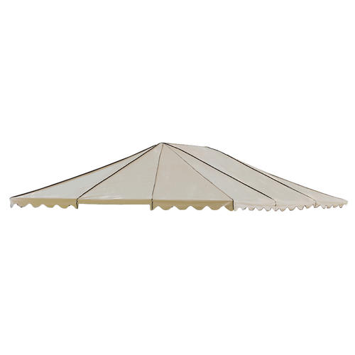 Almond Roof for Square Casita Models with 12 Panels 45