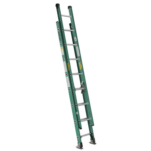 Keller Type Ii Fiberglass Extension Ladder 225 Lb Max At Menards