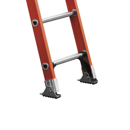 Keller Kpro 5124 24 Fibergld Rung Type Ia Extension Ladder At Menards