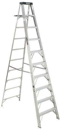 Keller Type Ia Aluminum Step Ladder 300 Lb Max At Menards