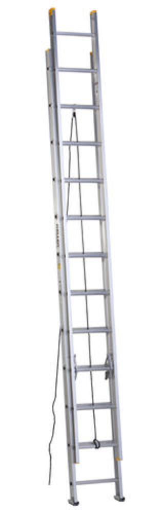Keller Type Ii Aluminum Extension Ladder 225 Lb Max At Menards