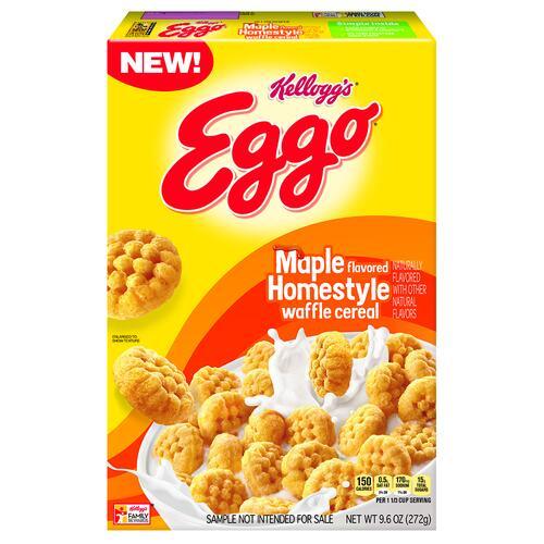 Kellogg's® Eggo® Waffle Cereal