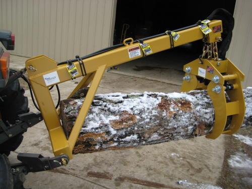 Kena® 3 Point Log Grapple at Menards®