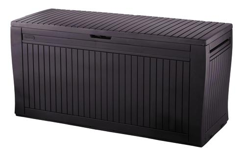 Keter Comfy 71 Gallon Resin Deck Box At Menards