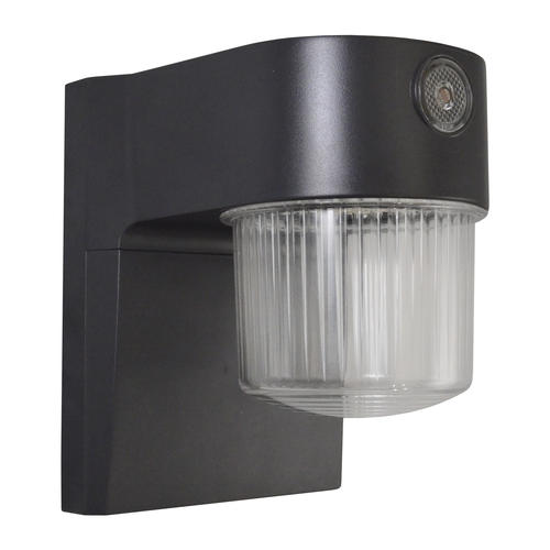 Patriot Lighting® Integrated LED Dusk To Dawn Black Jelly