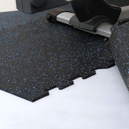 Kiefer Specialty Flooring Tuff Lock 23 X Interlocking Rubber Tiles At Menards
