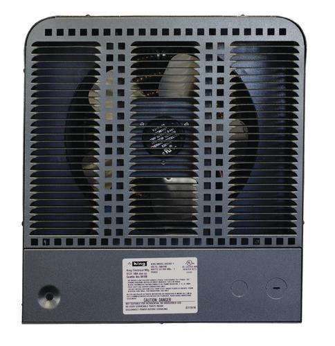 King Electric Heavy Duty Digital Electronic Garage Heater ... on