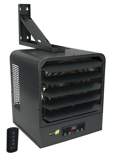 King Electric 240V Heavy Duty Digital Forced Air Electric Garage Heater at  Menards®  Menards