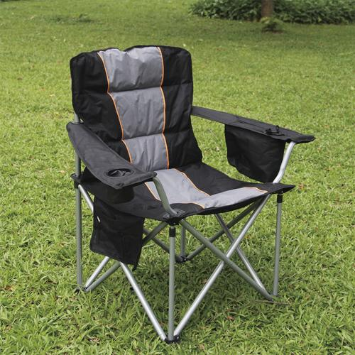 Fabulous Guidesman Oversized Folding Quad Patio Chair At Menards Dailytribune Chair Design For Home Dailytribuneorg