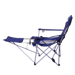 Guidesman 174 Folding Lounge Chair With Footrest At Menards 174