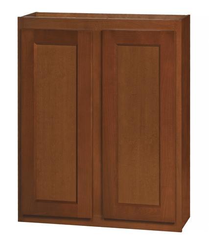 """Glenwood Kitchen: Kitchen Kompact Glenwood 27"""" X 30"""" Beech Wall Cabinet At"""