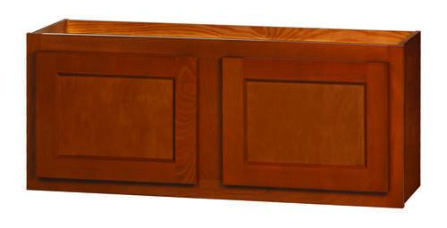 """Kitchen Kompact Glenwood 36"""" x 15 Beech Wall Cabinet at ..."""