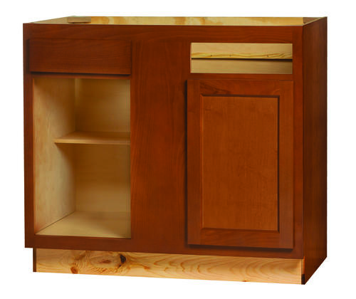 "Five Corners Kitchen: Kitchen Kompact Glenwood 39"" X 34.5"" Beech Base Kitchen"