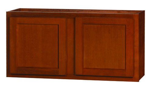 "Kitchen Kompact Glenwood 42"" x 21"" Beech Wall Cabinet at ..."