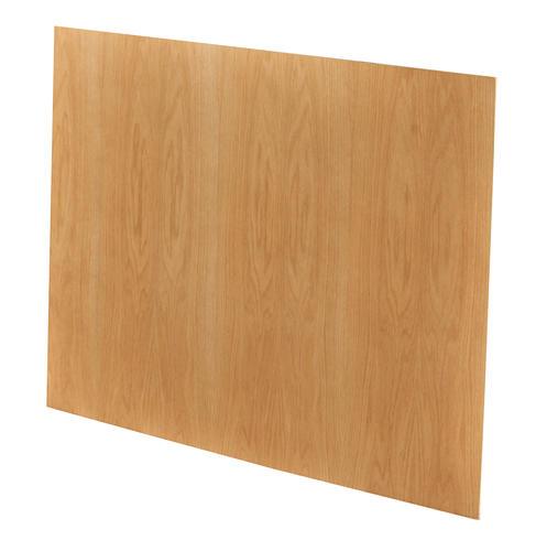 """Kitchen Kompact Chadwood 48"""" X 34.5"""" Oak Back Panel At"""